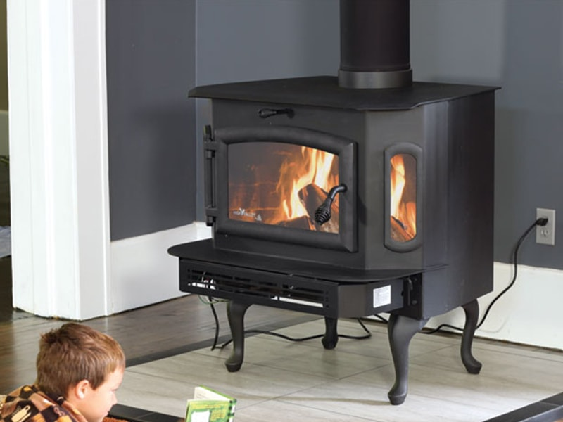 Wood Fireplace freestanding wood fireplace : Freestanding wood-burning stoves | Hearth and Home