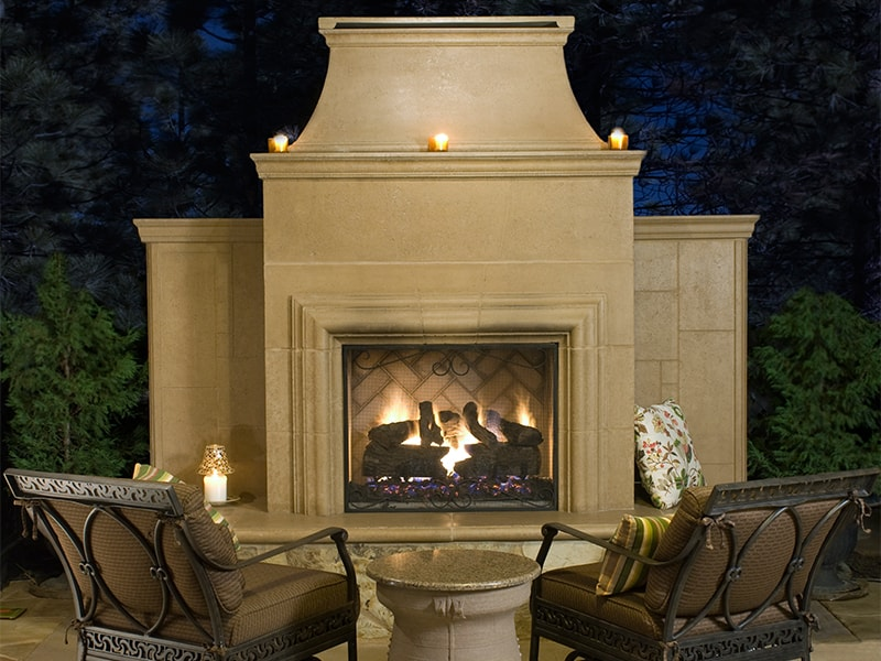 Outdoor Fireplaces for your outdoor oasis | Hearth and Home