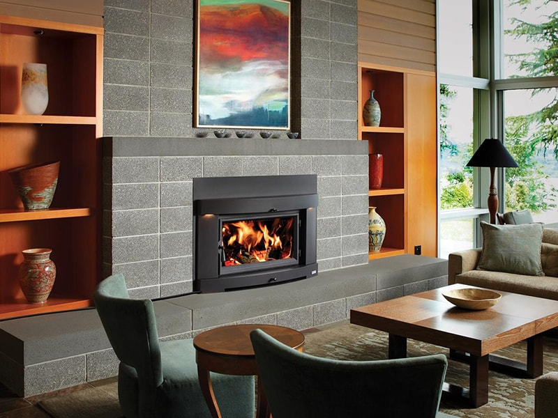 Wood Fireplace wood fireplace inserts : Wood Burning Fireplace Inserts | Hearth and Home Shoppe