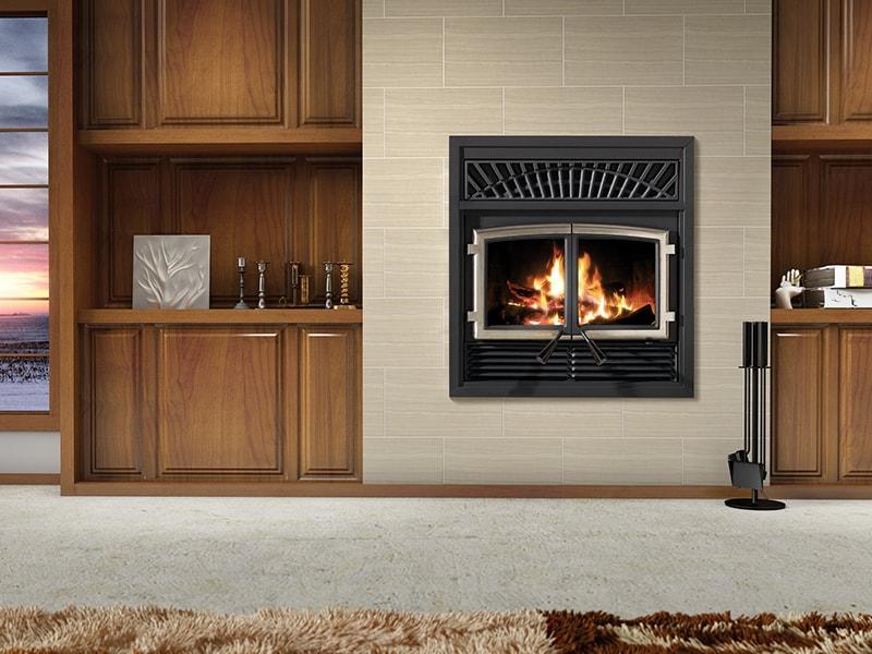 Solution 25 ZC Wood Fireplace