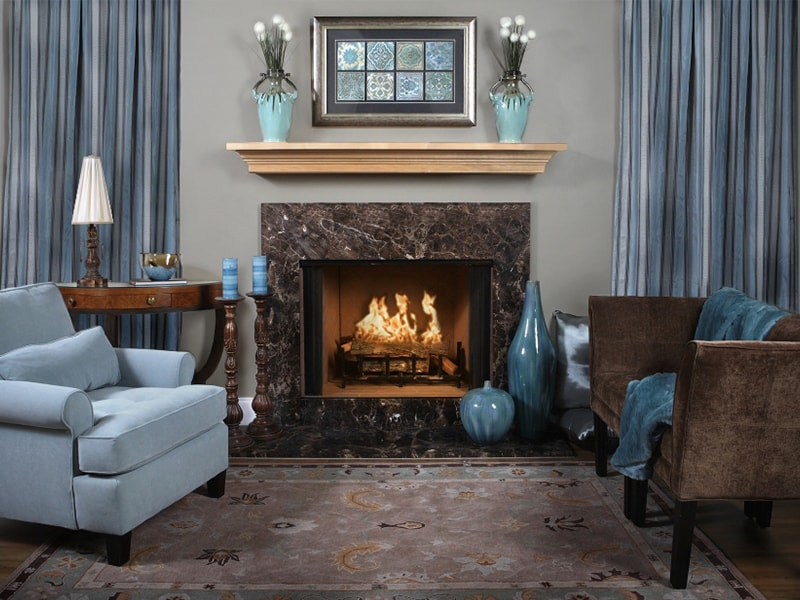 slate fireplace surround fireplace mantels and surrounds hearth and home shoppe