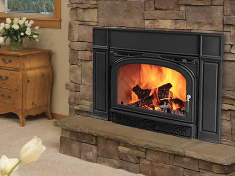 Wood Fireplace Insert Cost Enviro Cabello 1200 Friendly Fires