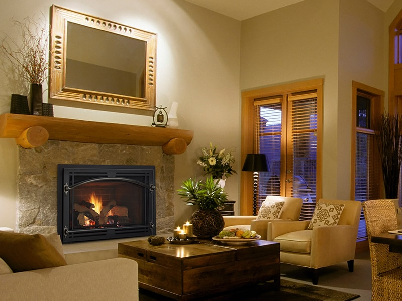 Fireplace Gas Inserts Hearth and Home Mechanicsville