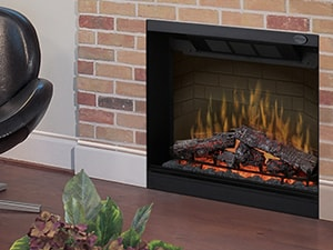 electric fireplaces stoves and inserts - Dimplex Electric Fireplace Insert